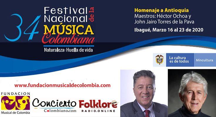 FESTIVAL DE LA MÚSICA COLOMBIANA